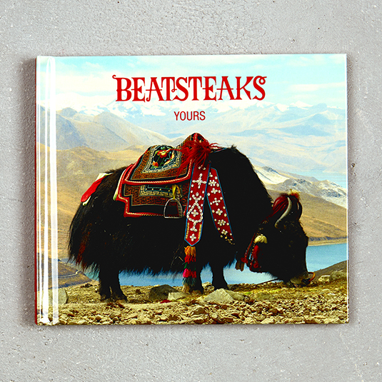 Beatsteaks Yours - Digipak CD