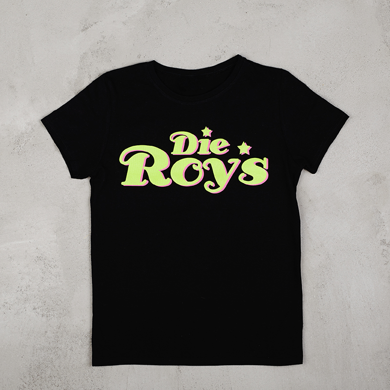 Die Roy´s Die Roy's Girlie-Shirt schwarz