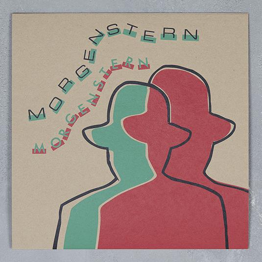 Einerbande Morgenstern 12inch white Vinyl