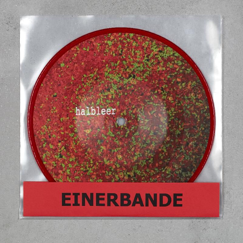 Einerbande Tomatenplatte 003 / Picture disc 7inch