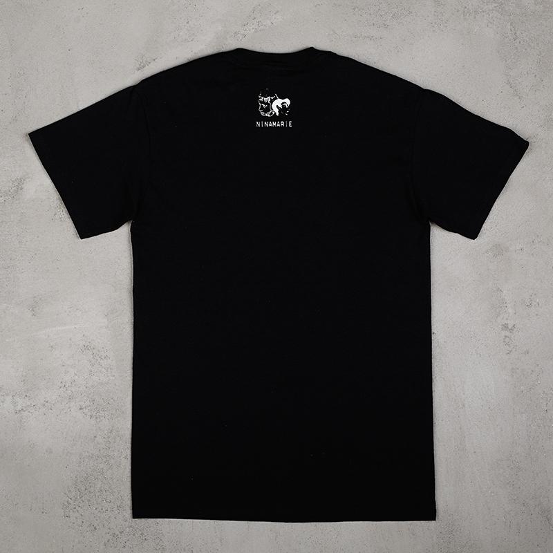 NinaMarie NinaMarie T-Shirt schwarz